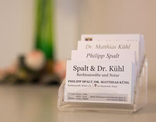 Kanzlei Spalt & Dr. Kühl